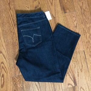 Just my size classic jeans size 18 short new